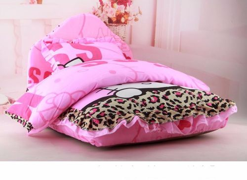 Lit Hello Kitty coton taille S